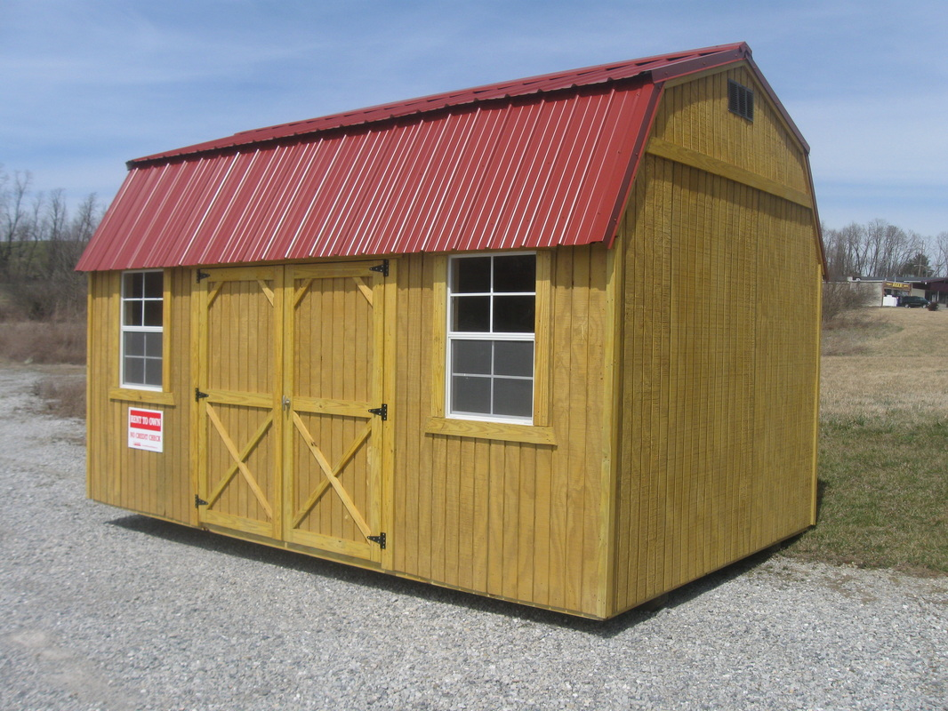 how to build a wooden shed plans